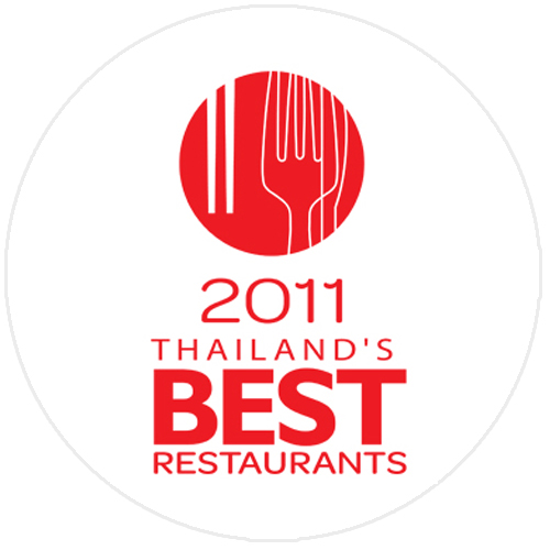 'Thailand's Best Restaurants' Awarded by Thailand Tatler