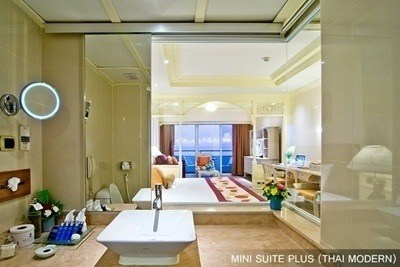 Mini Suite Plus (Mountain View/Sea View)