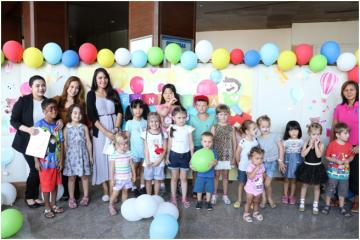 Royal Cliff Celebrates Children's Day with Laughter, Fun and Games