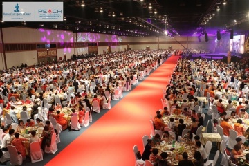 Award-Winning PEACH Thailand Welcomes Over 6000 Delegates of Infinitus China