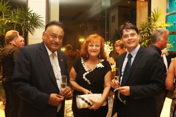 Royal Cliff's DeVine Wine Club Enjoys Night with Grand Cru Bordeaux Wines