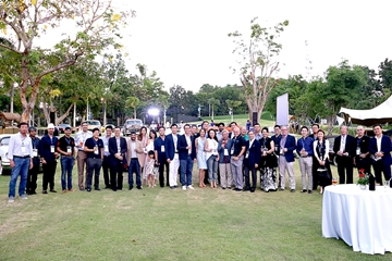 World's Premier Young President Organization Gathers at Royal Cliff Hotels Group