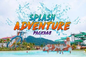 Enjoy Pattaya's Newest Waterpark Ramayana with Royal Cliff's Splash Adventure Package