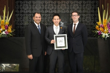 Royal Wing Suites Pattaya Has Won the Hearts of Luxury Travellers Again by Conquering the 5th TripAdvisor Travellers' Choice Award