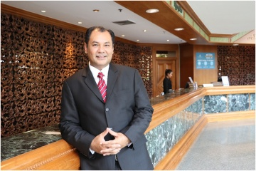 Royal Cliff Warmly Welcomes New General Manager, Mr. Prem Calais