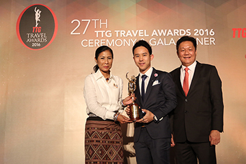 Royal Cliff Hotels Group Receives TTG Travel Hall of Fame Award for the 10th Consecutive Year