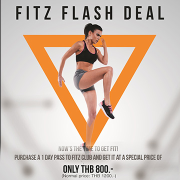 Fitz Flash Deal