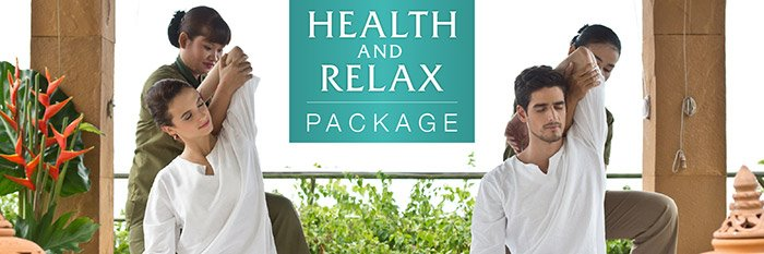 Health and Relax Package