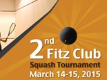 Royal Cliff Hotels Group Sponsors 2nd Fitz Club Squash Tournament