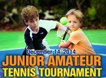 Junior Amateur Tennis Tournament at pattaya