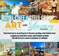 Royal Cliff Hotels Group Presents Art and Luxury Package