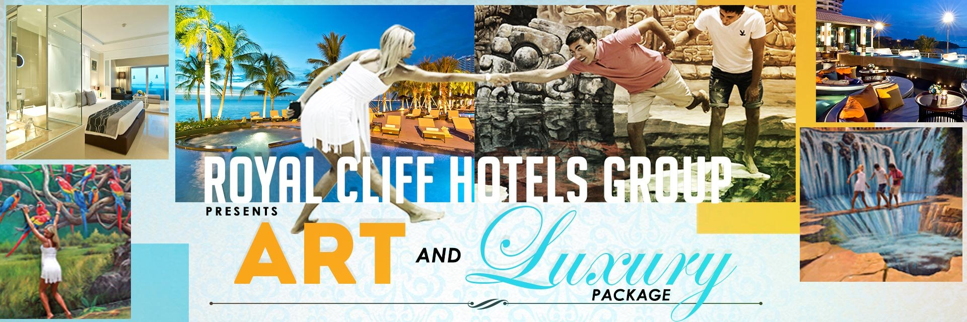 Art and Luxury Package