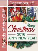 Friends of the Cliff - December 2015