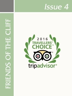 Thank you for your support for the TripAdvisor Traveler's Choice Award!