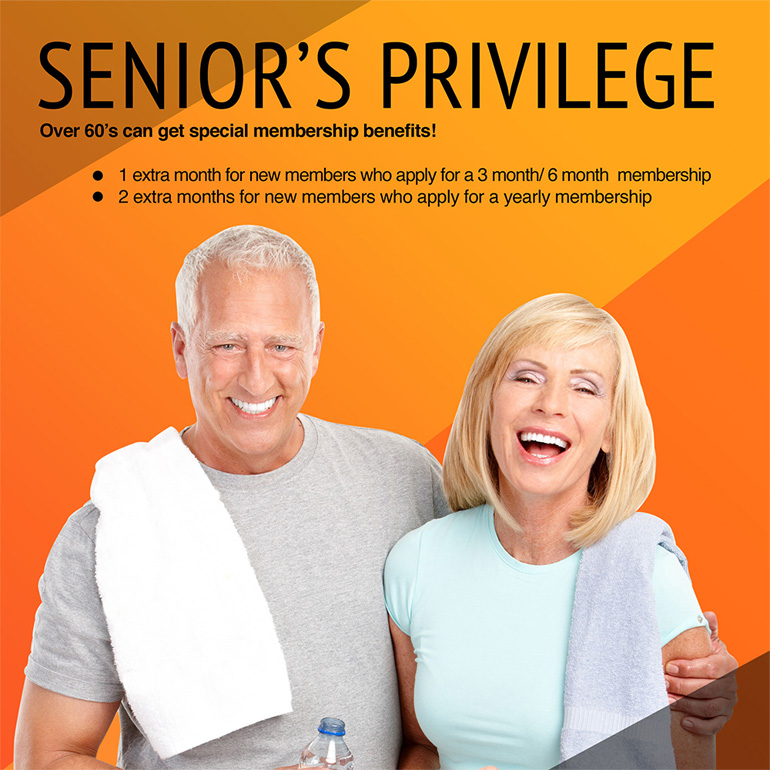 Senior's Privilege