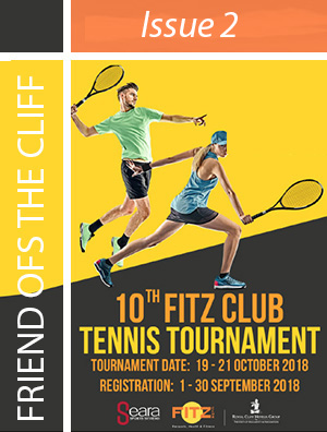 Invitation to the 10th Fitz Club Tennis Tournament and other exciting events