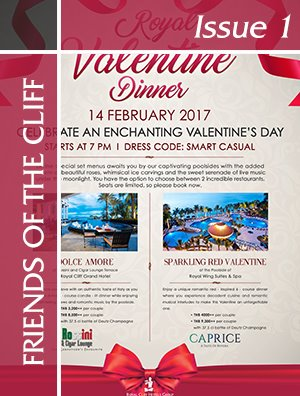 Surprise your loved one with an enchanting Valentine's Day