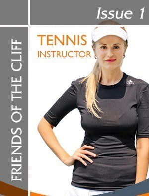 Health & Wellness Issue - Fitz Club Welcomes New Tennis Instructor