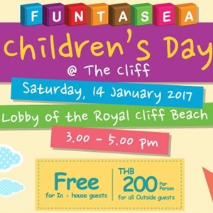 Funtasea Children's Day@ the Cliff