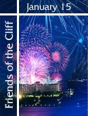 Friends of the Cliff -  january 2015