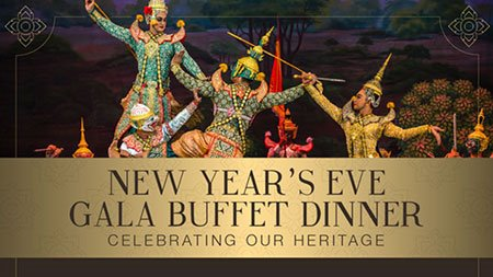 Royal Cliff New Year's Eve Gala Buffet Dinner