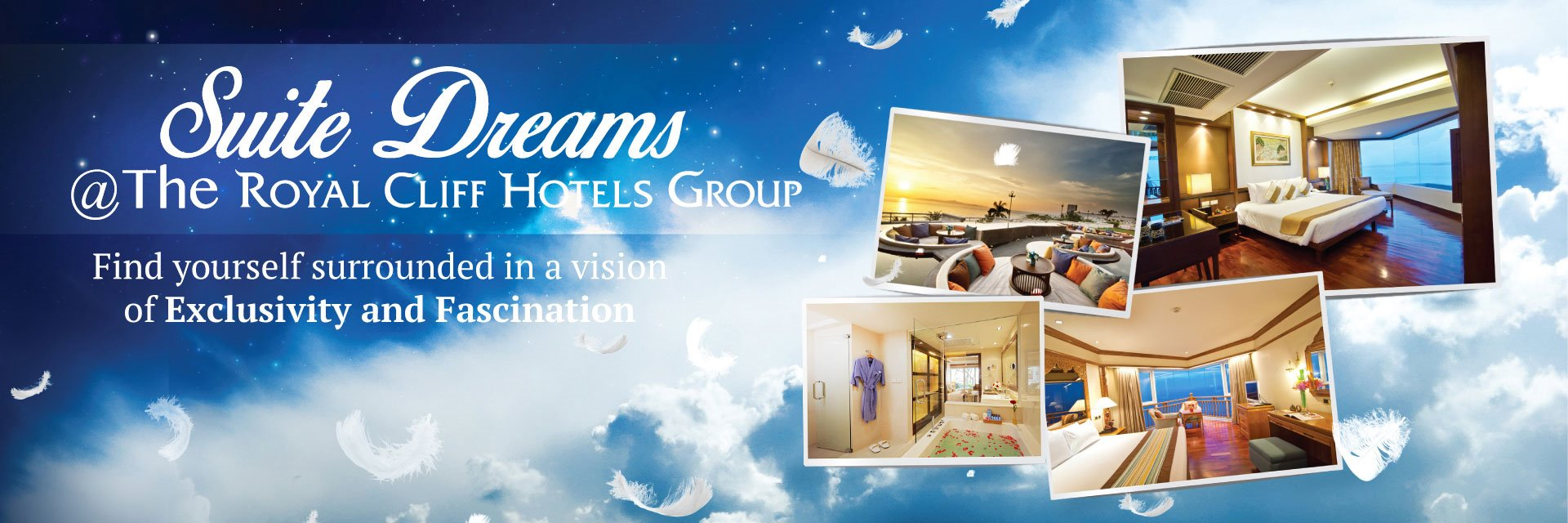 Suite Dreams @ The Royal Cliff Hotels Group