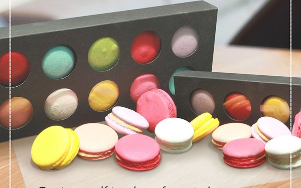 Macaron Delights Promotion