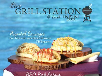 Live Grill Station
