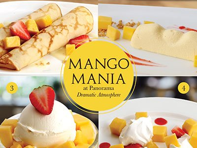 Mango Mania at Panorama - Dramatic Atmosphere