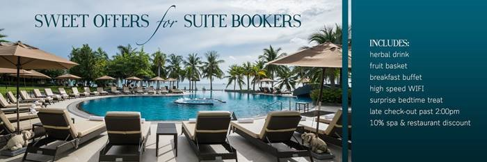 Sweet Offers for Suite Bookers