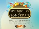 Splendours of Songkran