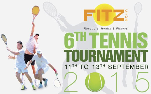 Invitation to the 6th Fitz Club Tennis Tournament