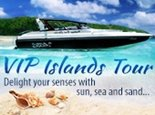 Amazing VIP Islands Tour