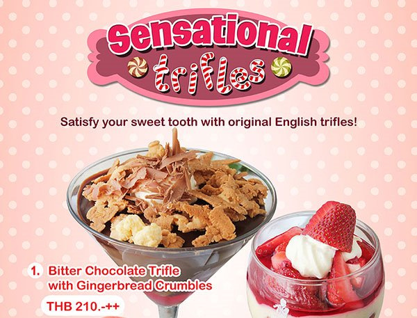 Trifle Promotion