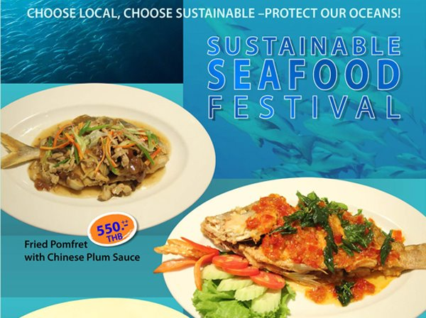Sustainable Seafood Festival at Larn Thong - Authentic Thai Traditions