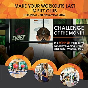 Challenge Of The Month November
