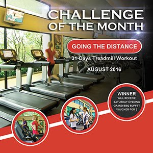 Challenge Of The Month August
