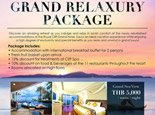 Grand Relaxury Package