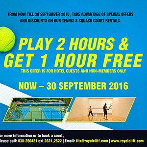 Play 2 Hours & Get 1 Hour Free
