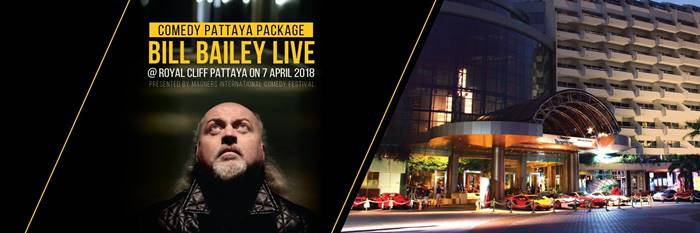 Comedy Pattaya Package