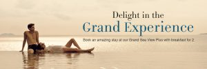 Grand Experience Package