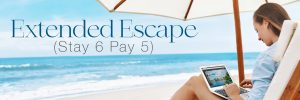 Extended City Escape (Stay 6 Pay 5)
