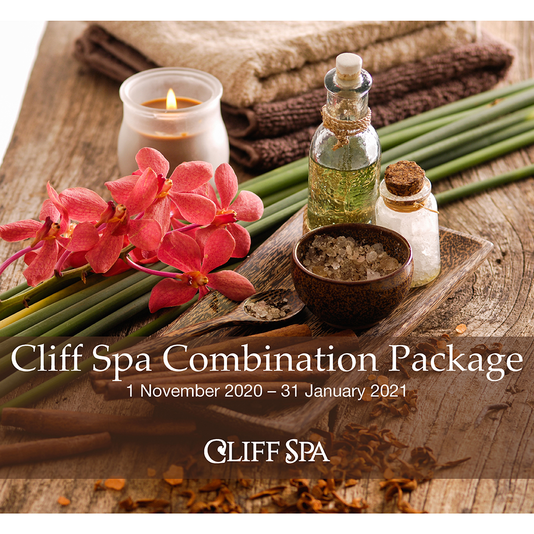 Cliff Spa Combination Package
