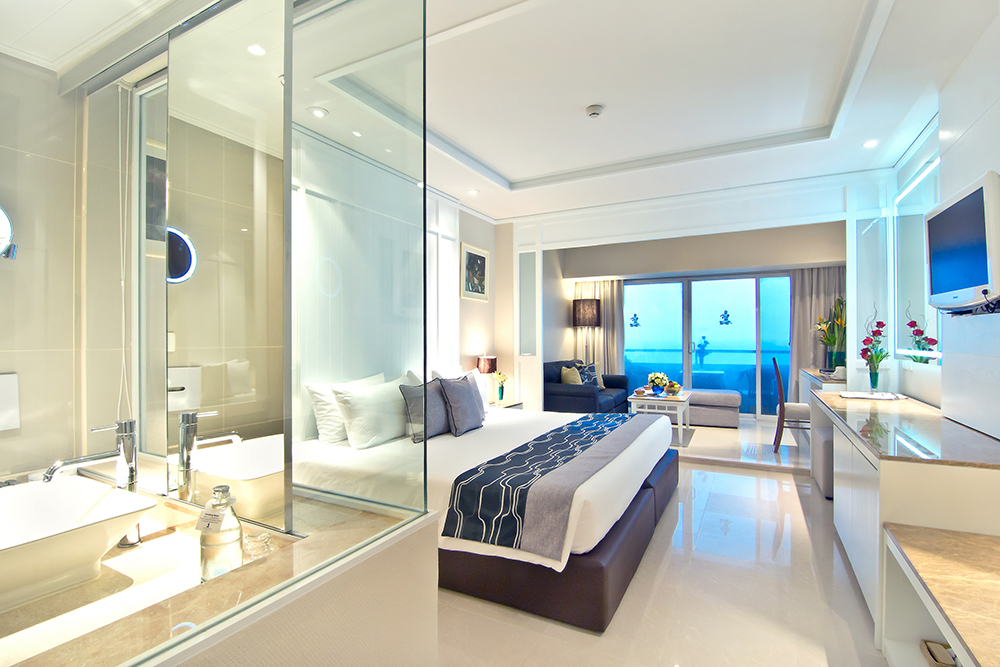 Mini Suite Plus (Sea View)