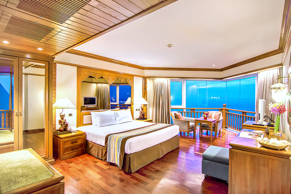 Thai Heritage Theme Suite (2-bedrooms)
